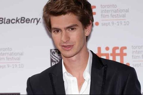 Andrew Garfield for Never Let Me Go